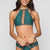 Malibu Bikini Top in Seaweed