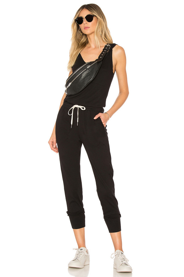 n:PHILANTHROPY Opal Jumpsuit in black