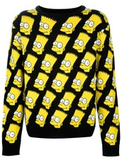 sweater,bart simpson,girl