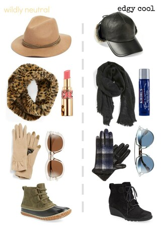 kim tuttle the knotted chain - a style blog by kim tuttle blogger hat scarf make-up gloves sunglasses shoes