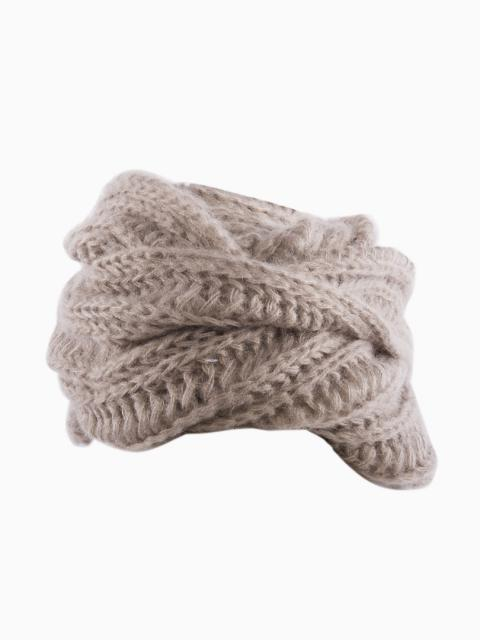 Celebona Basic Brown Snood | Choies