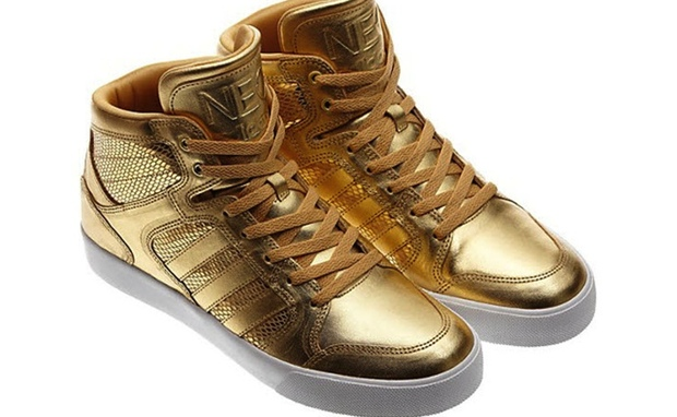 sneakers gold shoes: Shop for sneakers gold shoes on Wheretoget