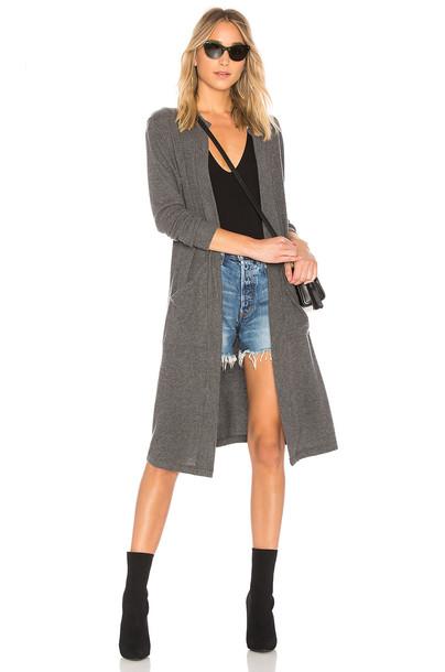 LnA cardigan cardigan charcoal sweater