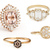 24 Unique Diamond Engagement Rings