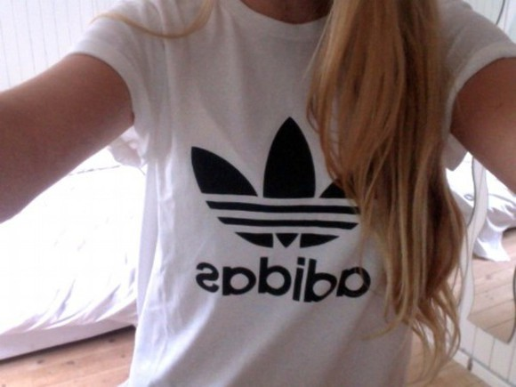 white t-shirt adidas white t-shirt adidaswomen