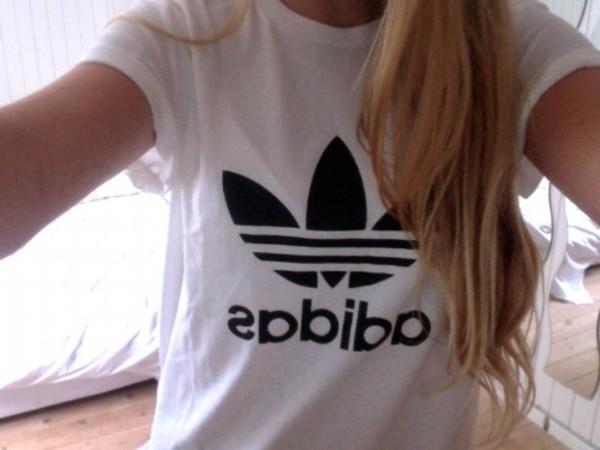 adidas t-shirt white white t-shirt adidas
