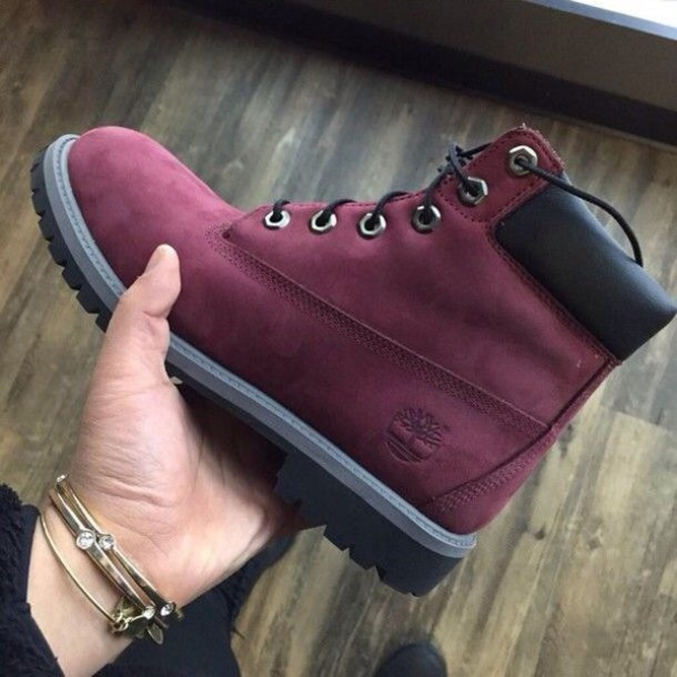 shoes suede suede boots burgundy shoes timberlands timberland burgundy urban dope maroo. Black Bedroom Furniture Sets. Home Design Ideas