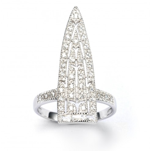 Royal Sword ring - Rings - SHOP