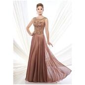 dress,gown,motifs,formal dress,designer bag,a line prom gowns