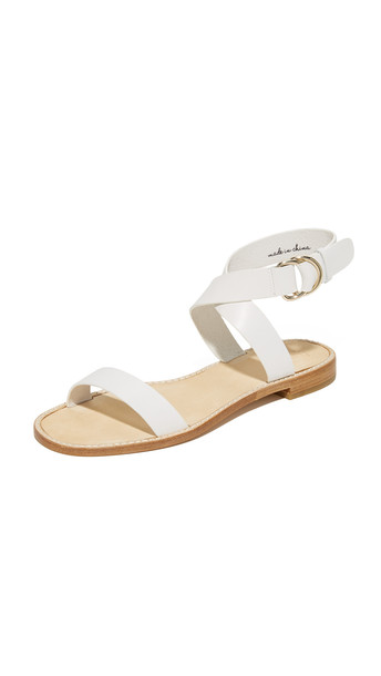 Joie Kaden Sandals - Latte