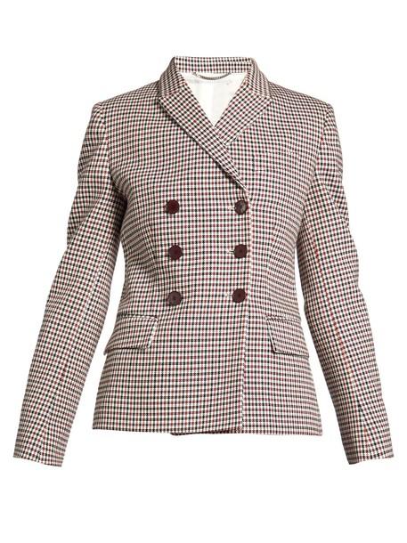 blazer burgundy jacket