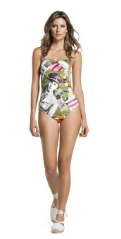 swimwear,agua bendita,fabric,print,fashion,comfort,one piece,slimming,amazing,one piece swimsuit,multicolor