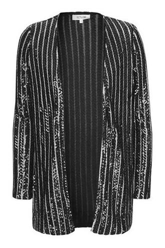 blazer cross fire black jacket