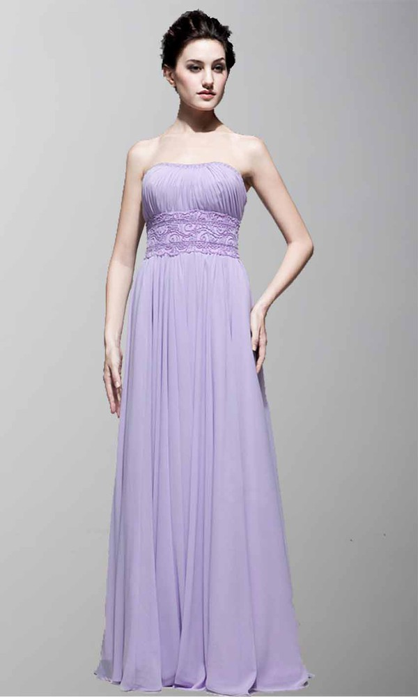 purple dress strapless dress sequin dress long formal dress long prom dress empire waist dress