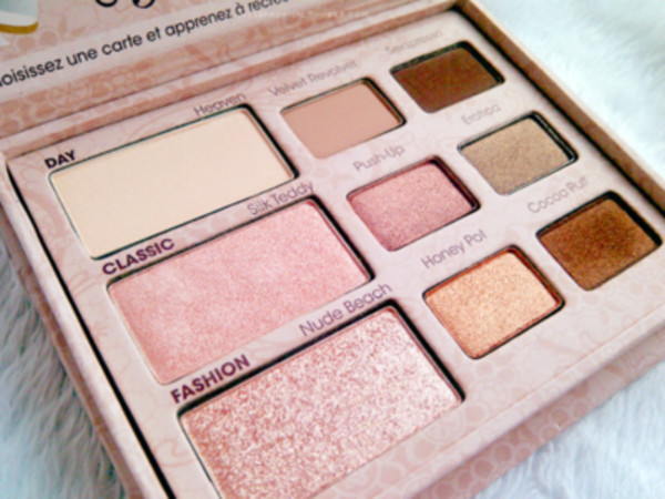 jewels brown cosmetics nude make-up palette mini travel eye california girl beauty eye makeup makeup palette cheek blush make-up too fast