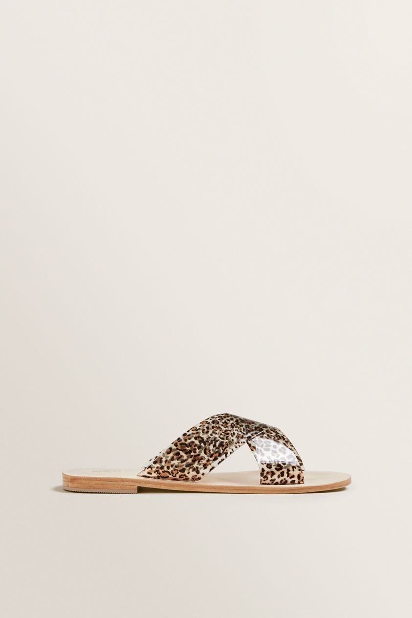 Kylie Cross Over Sandal