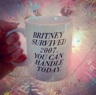 mug britney spears funny quote on it mug girly wishlist