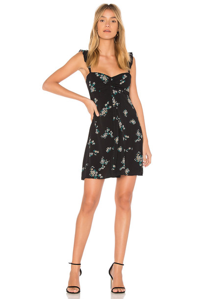 FLYNN SKYE dress mini dress mini black