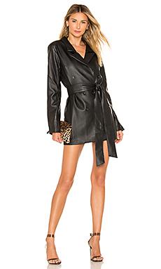 Lovers   Friends Kimber Blazer Mini Dress in Black from Revolve.com