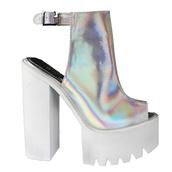 shoes,cleat platforms,platform heels,platform boots,metallic,heels,cleated sole,platform high heels,metallic shoes,high heels,lug sole,blush pink