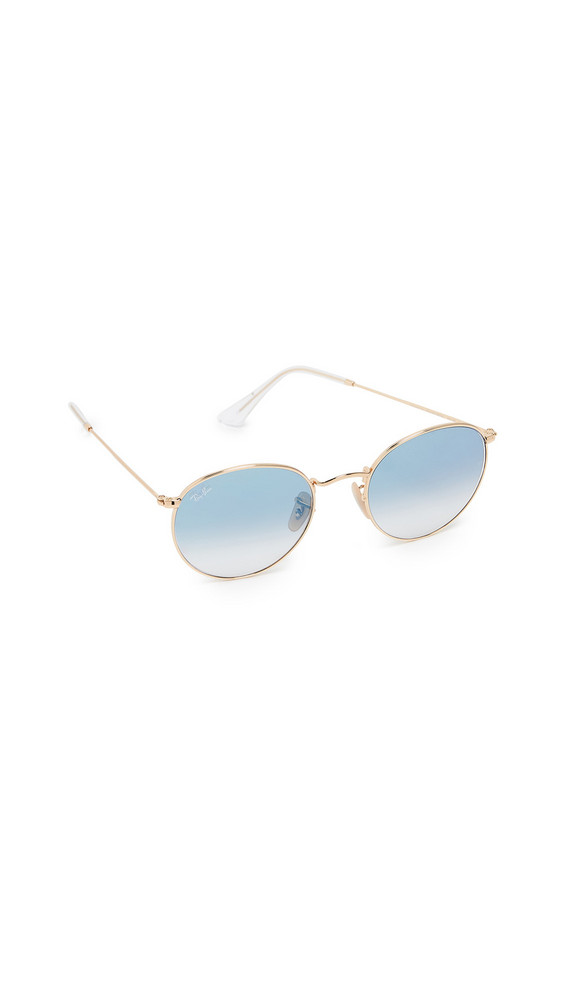 Ray-Ban Round Sunglasses in blue