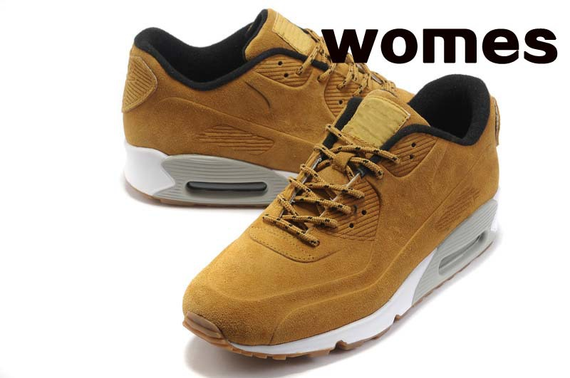 Free shipping mens running shoes air mesh leather upper max sole,brand sport sneakers for women cheap sale 90-in Running Shoes from Sports & Entertainment on Aliexpress.com