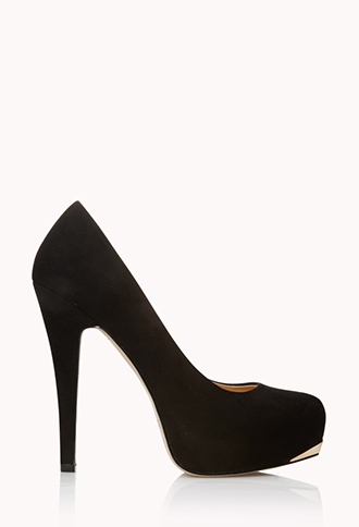 Soiree Platform Pumps | FOREVER21 - 2062044261