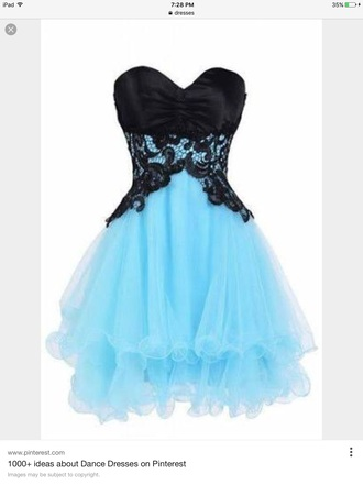 dress short homecoming dress blue dress party dress sky blue homecoming dresses ball gown homecoming dresses cute homecoming dresses blue homecoming dress