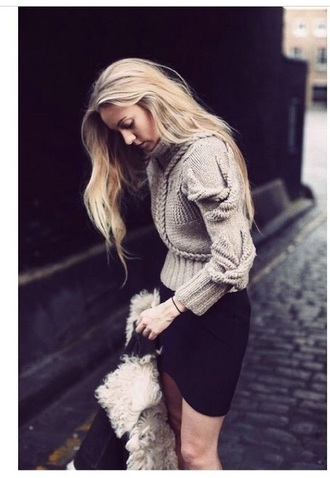 sweater winter outfits beige turtleneck turtleneck sweater knitted sweater knit jumper knit top winter sweater beige sweater oversized turtleneck sweater