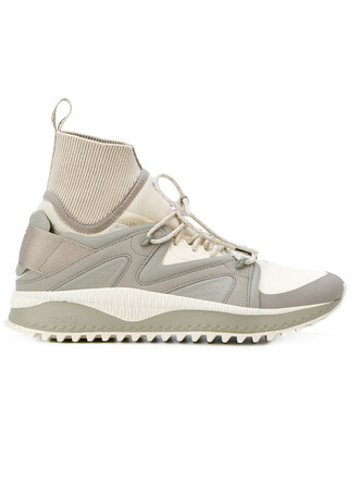 women sneakers lace grey shoes