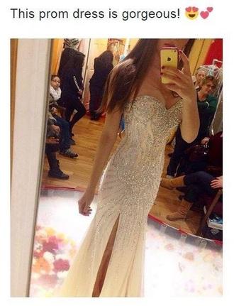 dress long prom dress prom dress sequin dress