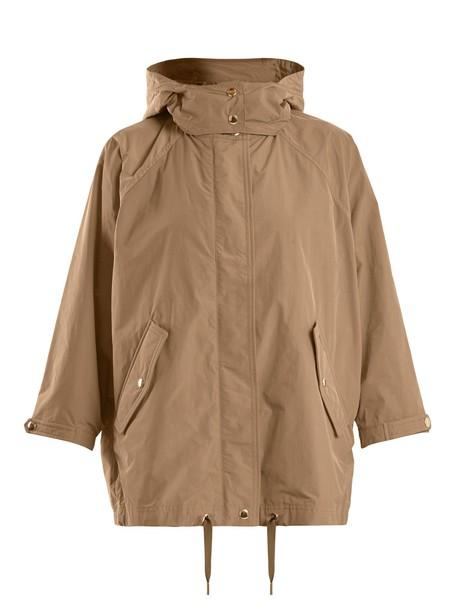 WOOLRICH JOHN RICH & BROS. jacket hooded jacket beige