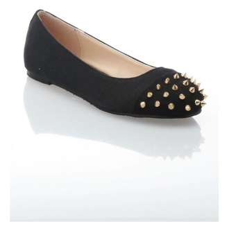 shoes gold shoes black shoes spiked shoes flats shoes