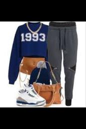 shoes,1993,earphones,bag,sweater,jewels
