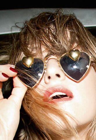sunglasses heart heart sunglasses spring break