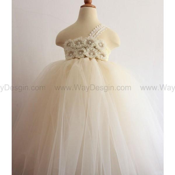 ivory flower girl dress ivory dress dress flower girl dress