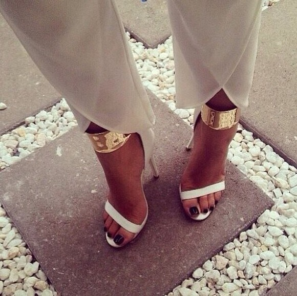 pants white pants white shoes pant summer fashion pants white trousers, white pants