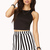 Everyday Striped Dolphin Shorts | FOREVER21 - 2000050383