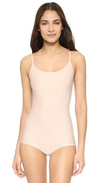 bodysuit soft nude underwear