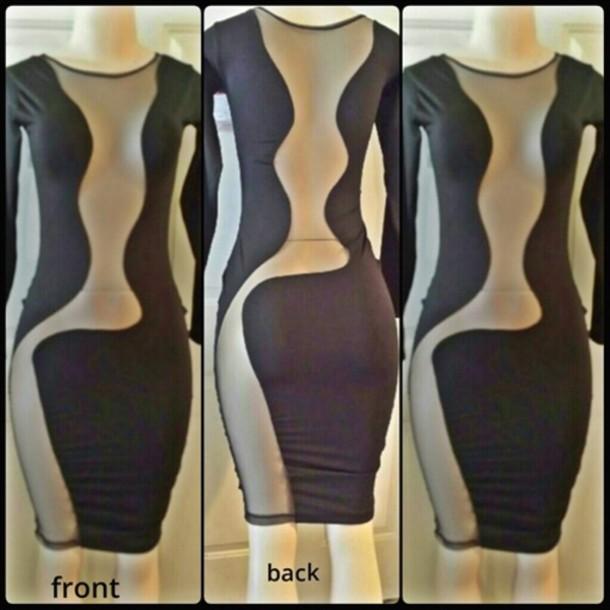 dress party clubwear maxi dress little black dress