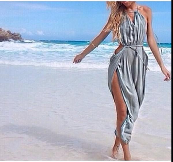 5fa5271959967 Bikini Luxe Mermaid Maxi Dress