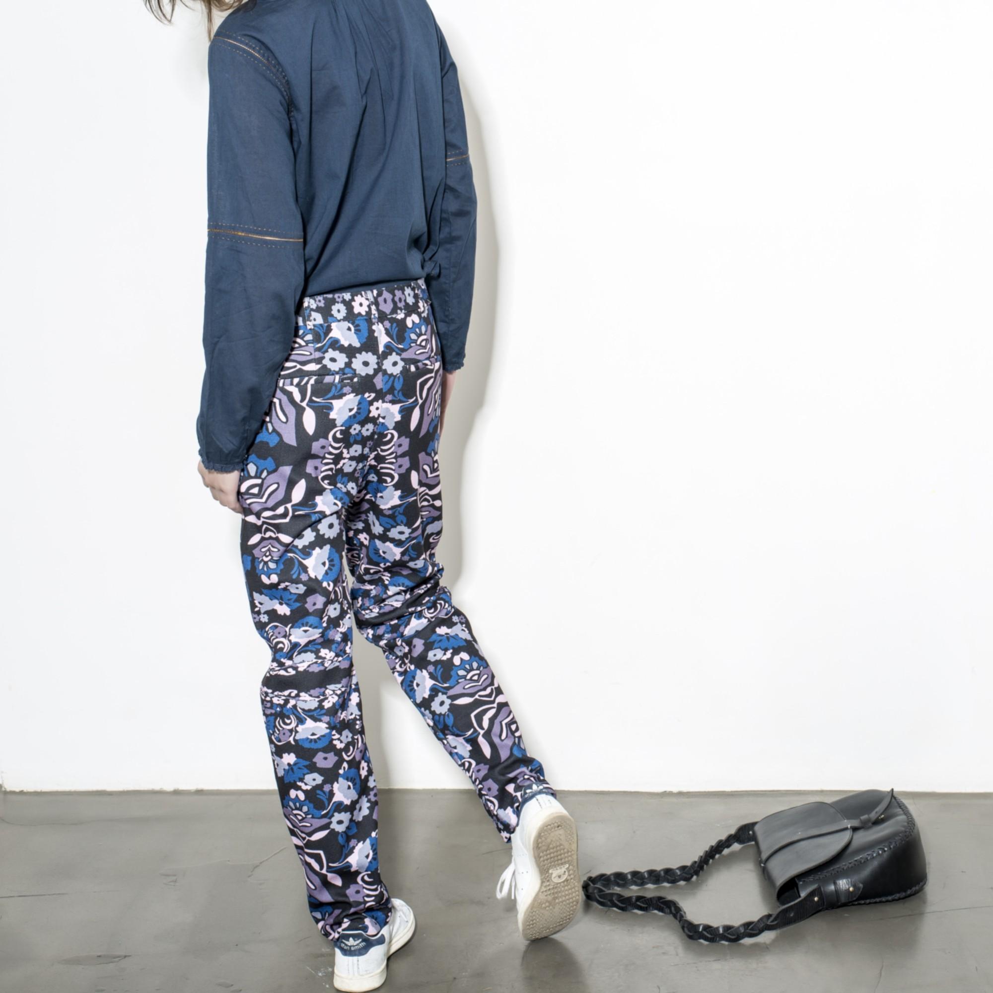 antik batik collection automne hiver 2015 pantalon anaki grey. Black Bedroom Furniture Sets. Home Design Ideas