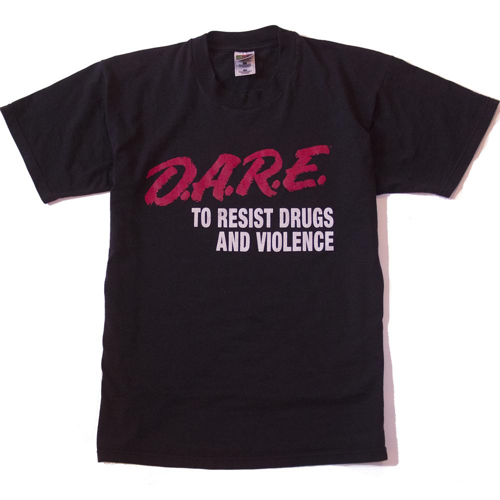 D.a.r.e. t shirt