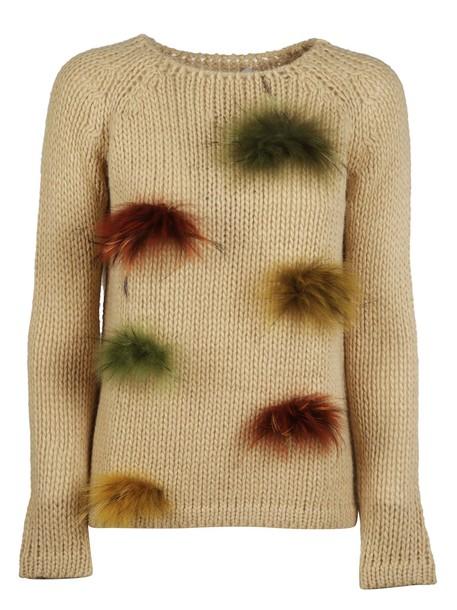 Blugirl sweater beige