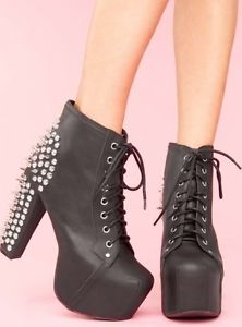 Jeffrey Campbell Black Spike Lita | eBay