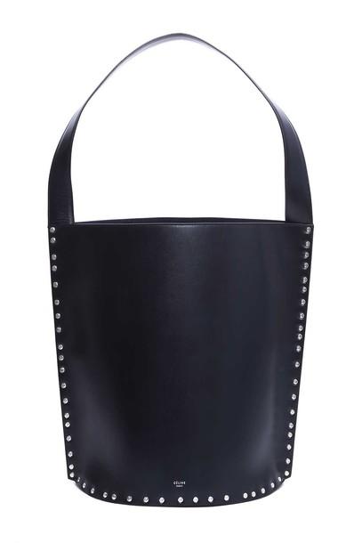 Celine bag shoulder bag navy