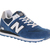 New Balance New Balance M574 Blue White - His trainers