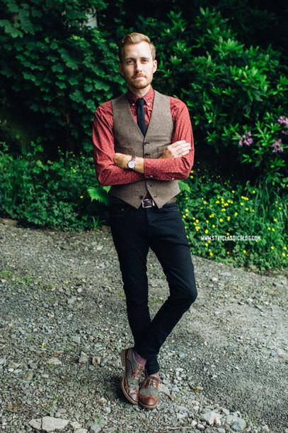 stay classic jacket shirt jeans shoes belt jewels