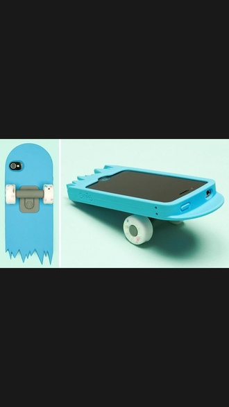 phone cover funny skateboard