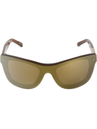 women sunglasses grey metallic